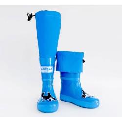 Детские резиновые сапоги для луж MyPuddle Boots